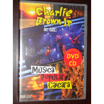 Dvd+cd Charlie Brown Jr Musica Popular Caiçara Rappa Lacrado