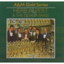 Cd Herb Alpert & The Tijuana Brass - A&m Gold Series (import