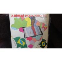 Vinil Evangélico Dueto Lindos Canticos Biblia Para O Brasil