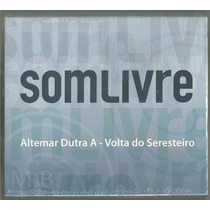 Box Cd Altemar Dutra (4cds) Som Livre Lacrado Original