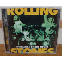 2cd Rolling Stones Specialties On The House Rock 60 Imp. 94