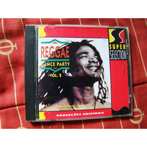 Cd Reggae Dance Bob Marley Jimmy Cliff Peter Tosh