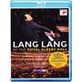 Blu-ray Lang Lang At The Royal Albert *import* Novo Lacrado