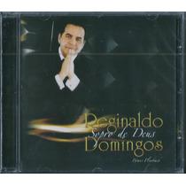 Cd Reginaldo Domingos - Sopro De Deus (bônus Playback)