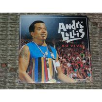 Cd André Lellis - Ao Vivo - Capinha Envelope Original