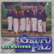 Lp Grupo Paz - Mil Motivos - Voz Da Libertação