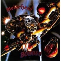 Motorhead Bomber +bonus Tracks (cd Novo Lacrado E Import Eu)