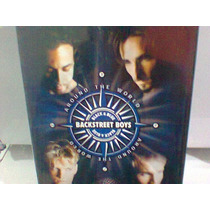 Dvd Backstreet Boys @ Around The World -2001- Frete Grátis