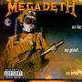 Megadeth So Far So Good So What +4 Bonus (cd Novo E Lacrado)