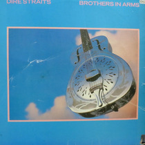 Lp - Dire Straits - Brothers In Arms - Vinil Raro