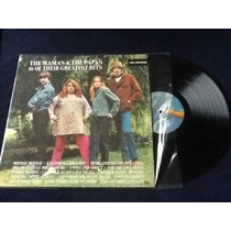 Mamas And Papas 16 Greatest Hits Lp Disco Vinil