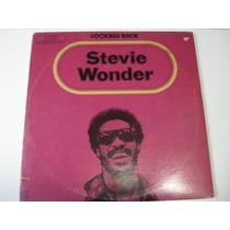 Stevie Wonder - Looking Back - Importado Triplo R$80,00 G39