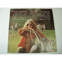 Janis Joplin - Greatest Hits Importado - R$60,00 G39