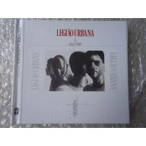 Cd Legião Urbana - 1º Album (coleção Abril Volume 1) + Book
