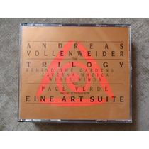 Andreas Vollen Weider - Trilogia - Box C/ 02 Cds