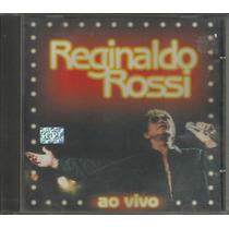 Cd Reginaldo Rossi - Ao Vivo - 2000