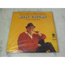 Lp Billy Vaughn E Sua Orquestra - Golden Melodies 1969