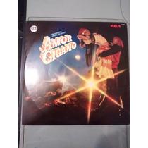 Vinil Da Novela - Amor Cigano - Sbt 1983 - Raridade!