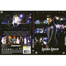 Dvd Lucas Lucco - O Destino Ao Vivo Mg - Lacrado -anitta!!!!