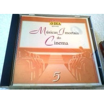 Cd Musicas Imortais Do Cinema Vol 5 Love Story Escolha Sofia