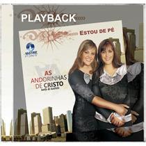 Playback As Andorinhas De Cristo - Estou De Pé * Original