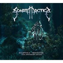 Sonata Arctica-ecliptica Revisited Cd-novo-lacrado-importado