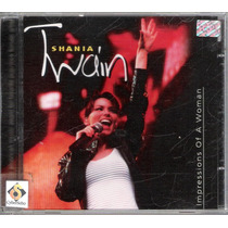Cd Shania Twain - Impressions Of A Woman