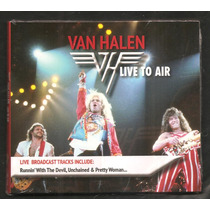 Van Halen - Live To Air (whitesnake, Bon Jovi, Dokken, Ratt)