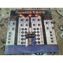 Lp Furacão 2000 Black Music - Columbia 1984 Raro Soul Funk