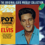 Elvis Presley - Cd Pot Luck - E.p Collection Nº 16