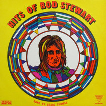 Lp - Hits Of Rod Stewart - Sung By Craig Thomas Vinil Raro
