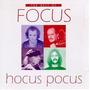 Cd - Focus - The Best Of Focus Hocus - Progressivo Holandes