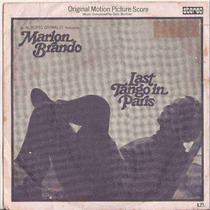 Compacto Vinil Marlon Brando - Last Tango In Paris - Gato Ba