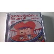 Cd Sucessos Românticos Dos Anos 80 Baby Style Frete Grátis