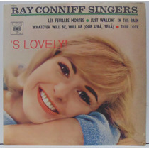 Compacto Vinil Ray Conniff Singers -