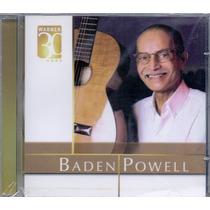 Cd Baden Powell - Warner 30 Anos - Novo***