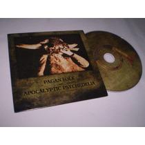 Pagan Folk And Apocalyptic Psychedelia Cd - V/a