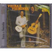 Vieira E Vieirinha - Cd Só Catira Vol 2 - Lacrado