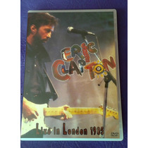 Dvd Eric Clapton Live In London 1985