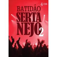Box Batidão Sertanejo - 4 Cd´s