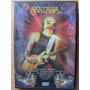 Santana- Dvd Live In Australia- 1979- Original- Semi Novo!