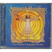 Cd Dean Evenson & Soundings Ensemble Sound Healing,importado