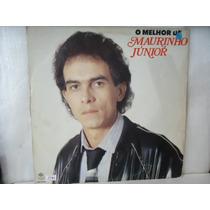 Disco Vinil Lp O Melhor De Maurinho Júnior ##