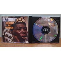 Cd Olatunji - Drums Of Passion - Importado Columbia