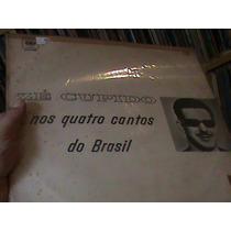 Lp- Zé Cupido- Nos Quatro Cantos Do Brasil - Raridade