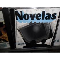 Cd Novelas : Vol 1 2 3 Três Cds Raros- Frete 20,00 R$