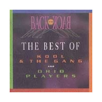 Cd-back To Back-kool E The Gang And Ohio Players-the Best Of