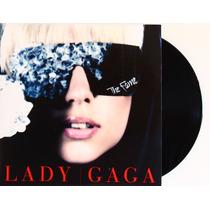 Lp Vinil Lady Gaga The Fame Novo Importado Lacrado