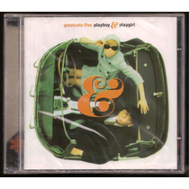 Cd Pizzicato Five - Playboy & Playgirl - Frete Grátis