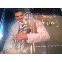 Cd Orquestra Tupy Ritmos Latinos Maestro Bruno Rodrigues